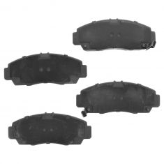 09-10 TSX; 08-10 Accord EX, EX-L Front & Rear Premium Posi Ceramic Brake Pad Kit