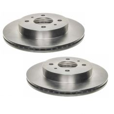 Front Disc Brake Rotor (Raybestos Professional Grade) Pair
