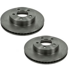 Front Disc Brake Rotor (Raybestos Professional Grade) 780036R Pair