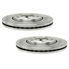 Front Disc Brake Rotor (Raybestos Professional Grade) 780037R Pair
