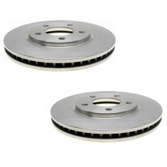 Front Disc Brake Rotor (Raybestos Professional Grade) 780049R Pair