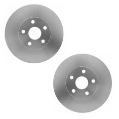 Front Disc Brake Rotor (Raybestos Professional Grade) 96934R Pair