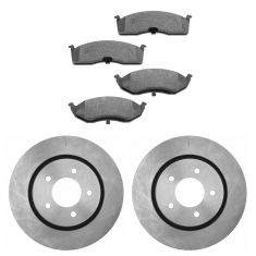 Raybestos Service Grade Disc Brake Pads & Rotor Set  SGD730M, 76777R