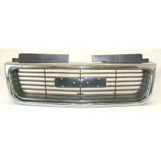 98-03 GMC Sonoma Chrm Grille