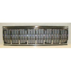 91-96 Cherokee Chrome Grille