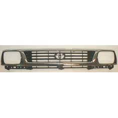 95-96 Tacoma 2wd Chm Grille