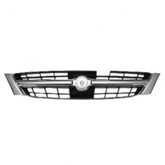 97-99 Nissan Maxima Chrome and Black Grille