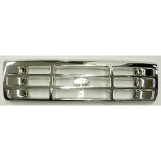 92-97 Ford PU All Chrome Grille