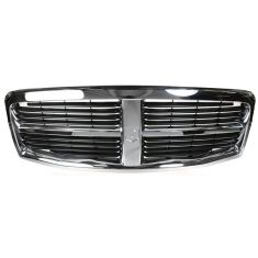 04-06 Dodge Durango Chrome & Black Grille