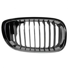 04-06 BMW 325Ci; 330Ci Chrome & Black Upper Grille RH