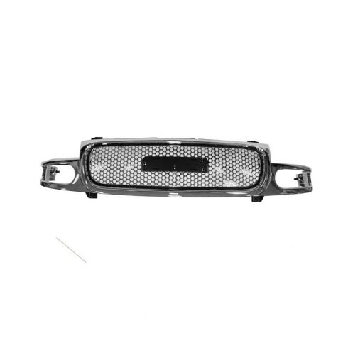 2001 gmc yukon grille assembly 2001 gmc yukon grilles. Black Bedroom Furniture Sets. Home Design Ideas
