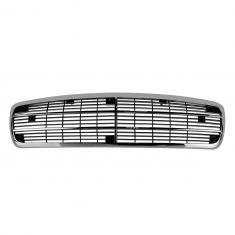 93-96 Buick Regal Sdn Grille Chrome & Black