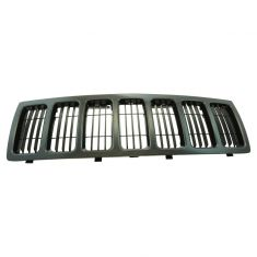 08-10 Jeep Grand Cherokee Grill PTM w/ Black Bars