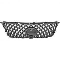 11-13 Lexus IS250, IS350 F-Sport Front Upper Gray Grille