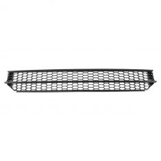 12-14 VW Passat Front Lower Matte Gray Grille