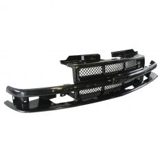 98-05 Chevy S10, Blazer SS, Xtreme Front Black Mesh Grille