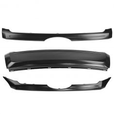 11-14 Ford Edge PTM Custom Grille 3 Piece Insert Upgrade Kit (Ford)