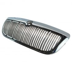 99-02 Mercury Grand Marquis Chrome Grille w/Mercury Emblem (Ford)