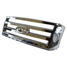 07-14 Ford Expedition Upper Chrome Grille (w/o Emblem) (Ford)