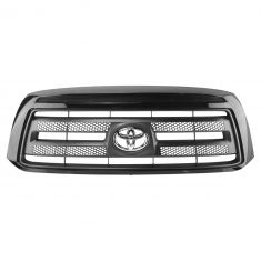 10-13 Toyota Tundra Rock Warrior (Painted Black Code: 202) Grille w/Toyota Emblem (Toyota)
