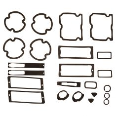 1971-72 PAINT GASKET SET
