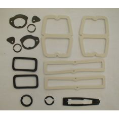 1962-63 PAINT GASKET SET