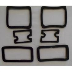 1967-68 PAINT GASKET SET RS ADDITIONAL