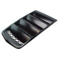14-15 Chevy Camaro Hood Mounted Black Hood Scoop Package (GM)