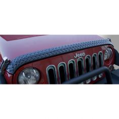 Hood Guard, Body Armor, 07-14 Jeep Wrangler