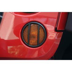 Euro Guard, Turn Signal, Black, 07-14 Jeep Wrangler