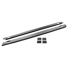 07-13 Sierra 1500; 07-14 2500; 11-14 3500 SRW (w/7 Ft Box) Adhesive Upper Bed Side Rail Mld PR (GM)
