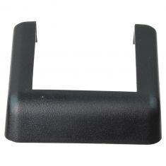 07-15 Jeep Wrangler Body Mounted Molded Black PlasticTailgate Lower Hinge Cover (Mopar)