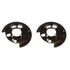 1997-05 GM Full Size Truck Rear Disc Brake Dust Shield PAIR