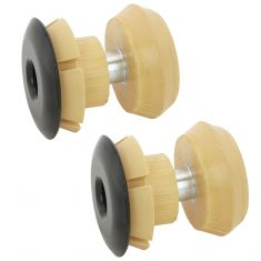 93-97 Chrysler Dodge Eagle FWD Front Subframe Upper & Lower Bushing PAIR