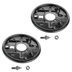 78-92 GM G, F, S/T Bodies (w/ 9 1/2 Inch Drum Brakes) Brake Backing Plate PAIR