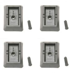 Plastic Jack Pad (Set of 4)