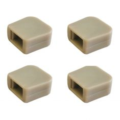 Door Latch Buffer (Set of 4)