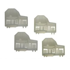 Window Regulator Guide Clip (Set of 4)