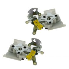 93-04 GM F Body, Mid Size FWD, Express, Savana Van Front Door Latch Assy PAIR
