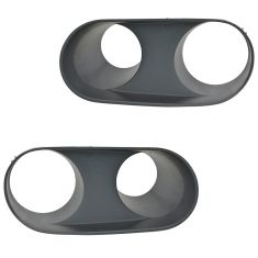 03-04 Ford Mustang SVT Cobra Fog Light Bezel PAIR