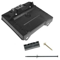 97-04 Ford Mustang Battery Mounting Tray & Hold Down Kit