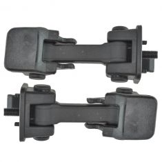07-15 Jeep Wrangler Hood Catch Hold Down Latch Pair
