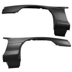 98-02 Chevy Camary Front Fender Plastic (PTM) Pair