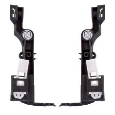 09-17 Dodge Ram 1500 2500 3500 Headlight Bracket Pair