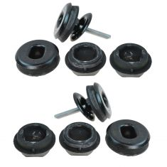 00-05 Chevy Monte Carlo, Impala Front Subframe Rear Bushing Insulator & Bolt Kit Pair  (Dorman)