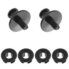01-14 F150, Mark LT, Ranger, Sport Trac Bed Extender Mounting Pivot Bolt, Washer & Bushing Kit(Ford)