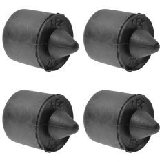 01-07 Escape; 05-07 Mrnr; 06-08 Mk LT; 04-08 F150 NB; 04-11 Rngr 16.5 MM Ext Rub Bmpr Set of4(FD)