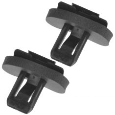 82-92 Chevy Camaro, Pontiac Trans Am, Firebird A-Pillar Retainer Clips PAIR (GM)