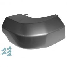 07-14 Toyota FJ Cruiser Rear Bumper Mounted Gray Plastic End Cap LR & Clips (Toyota)