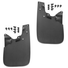 OEM Toyota Tacoma Mud Flap Guard Front Pair LH RH w/Hardware Type 1-19 Inch